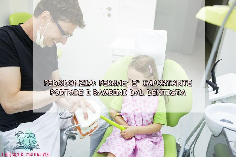 L'importanza della pedodonzia per L'Agenda di mamma Bea