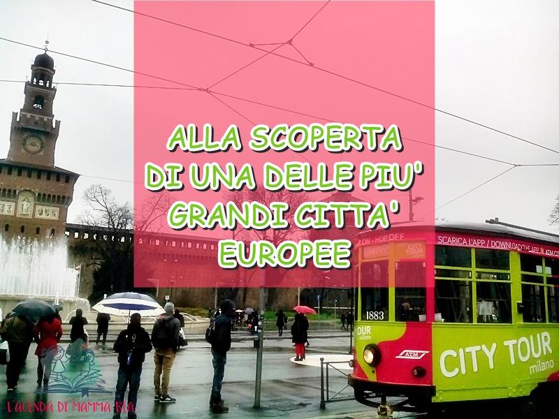 Passeggiata a Milano con i bambini raccontata da L'Agenda di mamma Bea