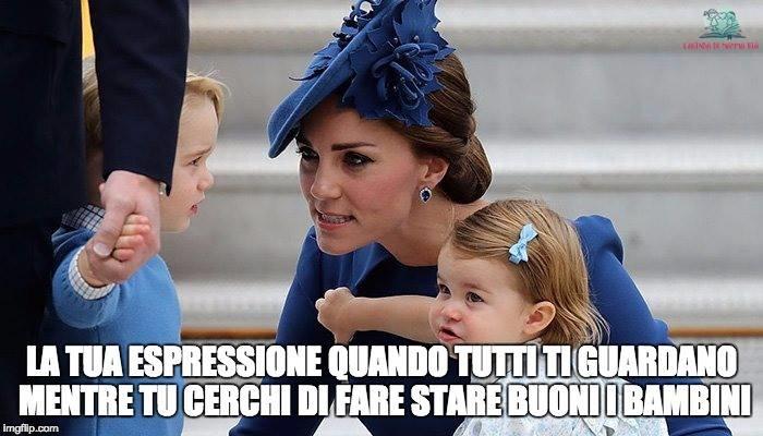 Lavinia di AmicheMamme parla del Kate Middleton Meme per L'Agenda di mamma Bea
