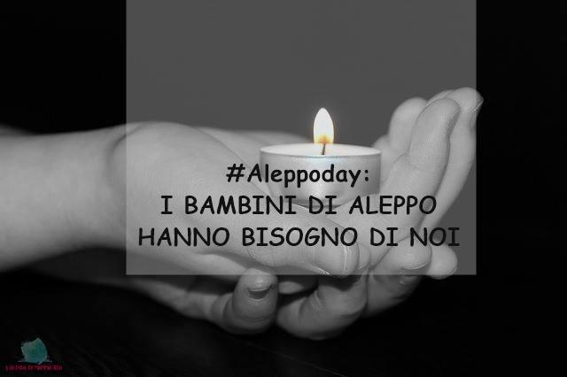 L'Agenda di mamma Bea per #Aleppoday