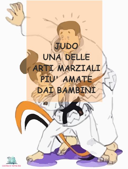 il Judo spiegato da L'Agenda di mamma Bea