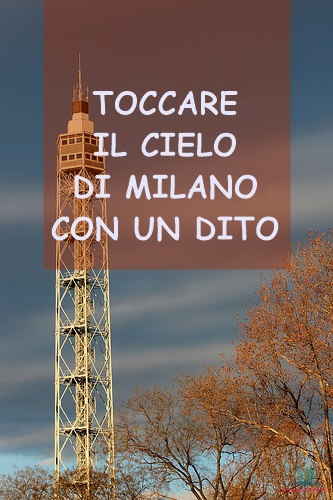 Milano dall'alto descritta da L'Agenda di mamma Bea