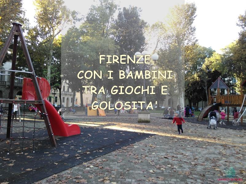 un percorso pe passeggiare a Firenze con i bambini insieme a L'Agenda di mamma Bea