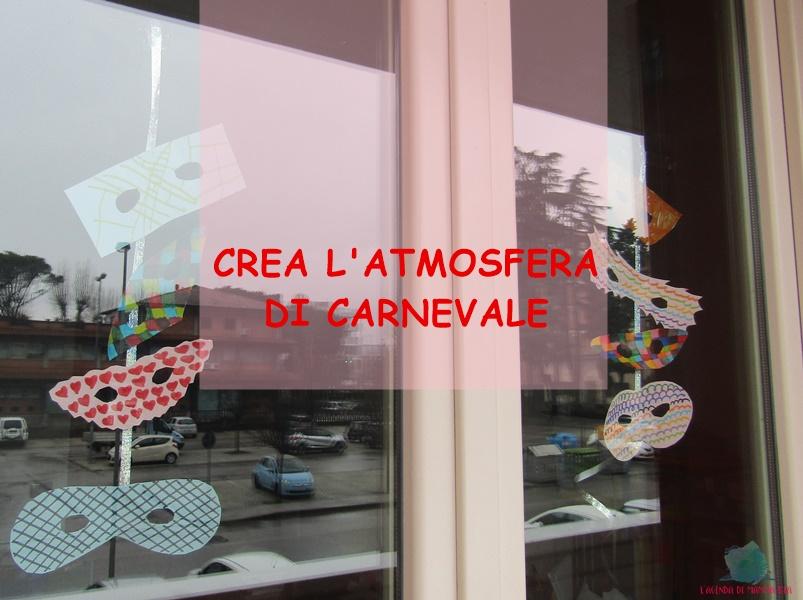 Maschere di Carnevale create da L'Agenda di mamma Bea