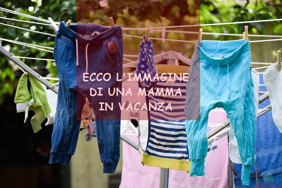 Lavinia, collaboratrice de L'Agenda di mamma Bea, ci racconta cosa fanno le mamme in vacanza