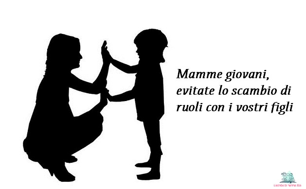 il maggior rischio per le mamme giovani secondo Chira, collaboratrice de L'Agenda di mamma Bea