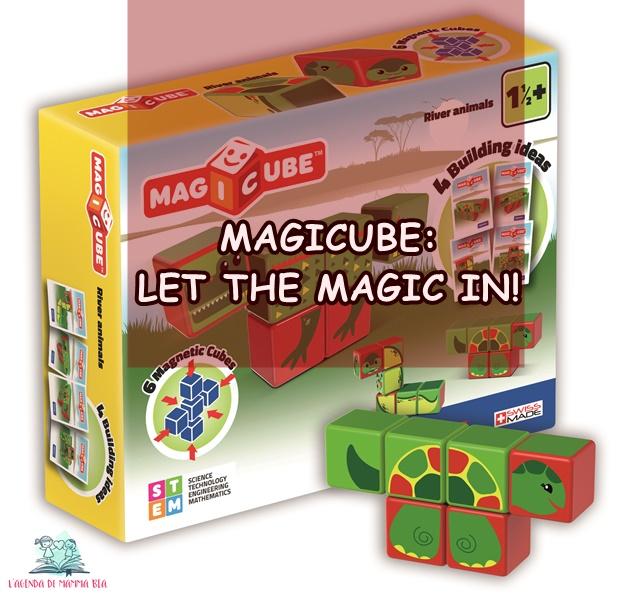 Magicube descritto da L'Agenda di mamma Bea