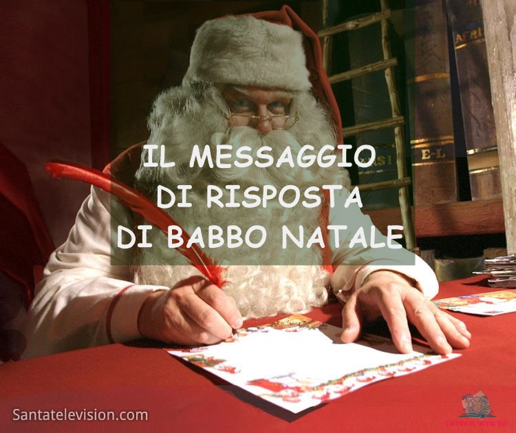 La lettera di Babbo Natale secondo L'Agenda di mamma Bea