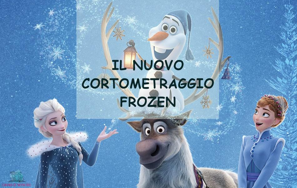 Le avventure di Olaf raccontate da L'agenda di mamma Bea