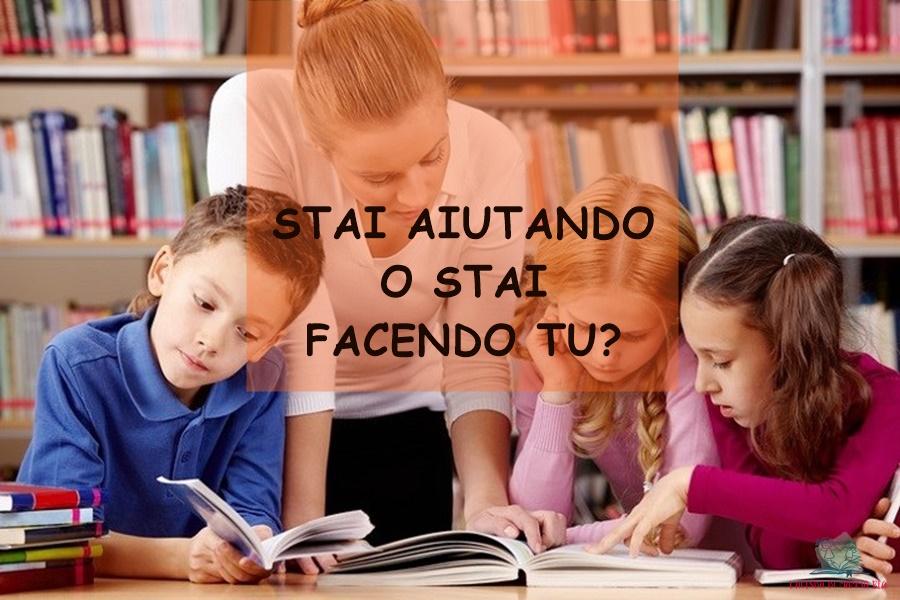 Aiutare i bambini a fare i compiti secondo l'Agenda di mamma Bea