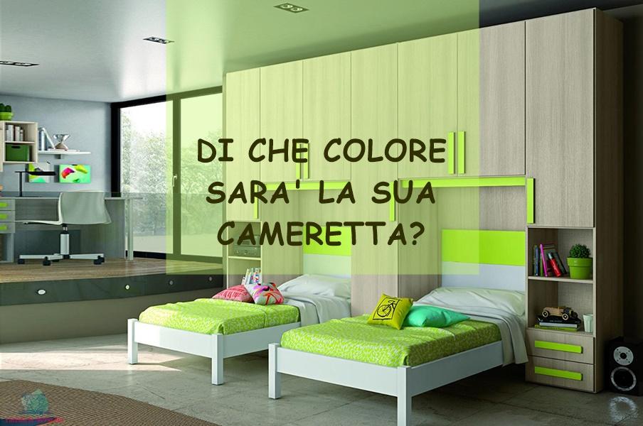 come scegliere il colore per decorare una cameretta secondo L'Agenda di mamma Bea