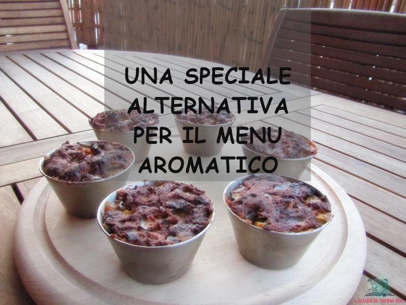 Muffin alle erbe aromatiche cucinati da L'Agenda di mamma Bea