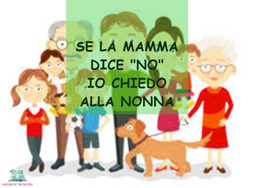 rapporto genitori e nonni descritto da L'Agenda di mamma Bea