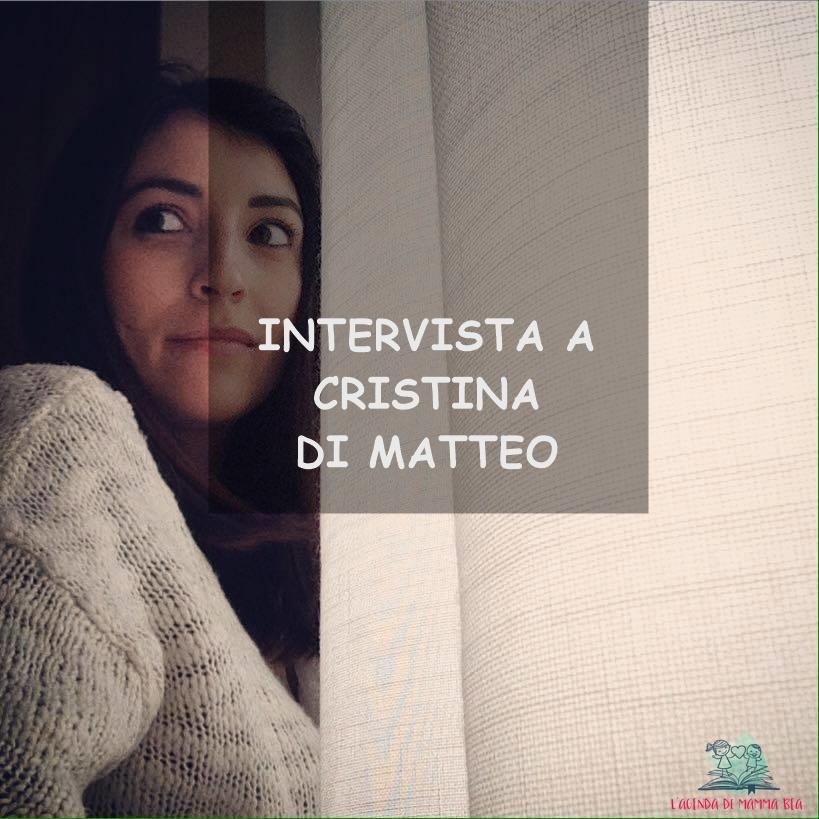 intervista de L'Agenda di mamma Bea a Cristina de Il Mondo di Chri