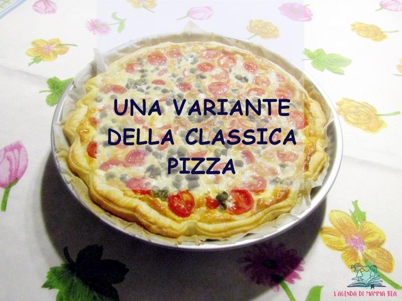 quiche alla napoletana cucinata da L'Agenda di mamma Bea