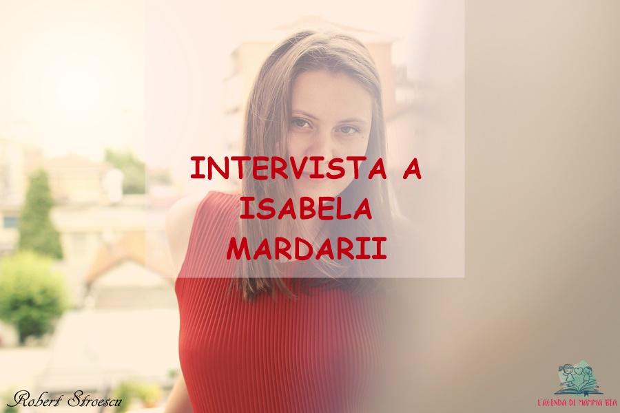 Intervista alla foodblogger Isabela Mardarii da L'Agenda di mamma Bea
