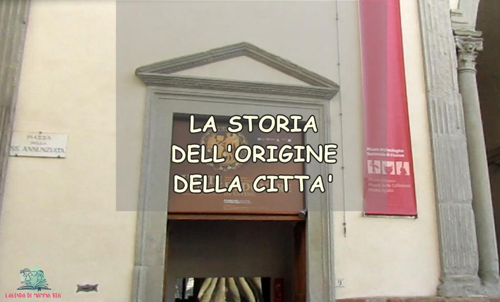 Firenze villanoviana descritta da L'Agenda di mamma Bea