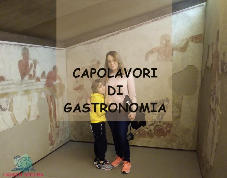 Gastronomia etrusca descritta da L'Agenda di mamma Bea