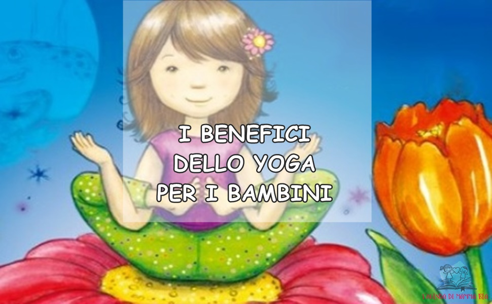 yoga per bambini descritto da L'Agenda di mamma Bea