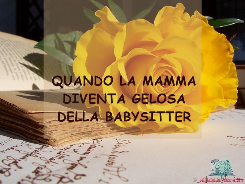 la prima volta come babysitter raccontata a L'Agenda di mamma Bea