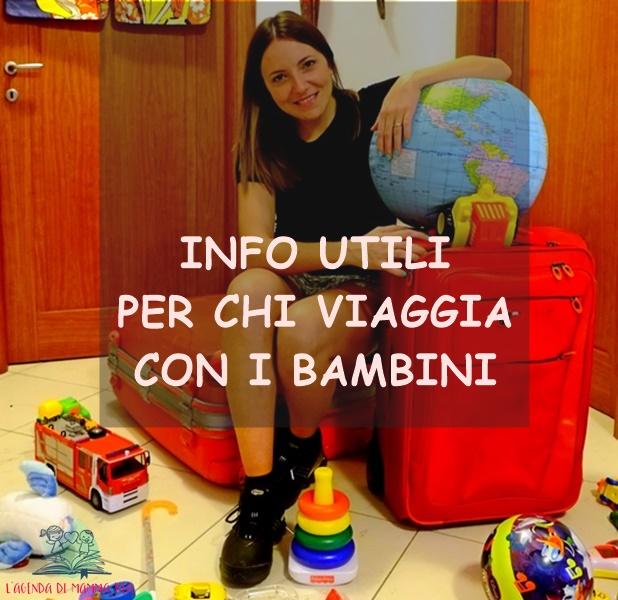 vacanze con i bambini con L'Agenda di mamma Bea