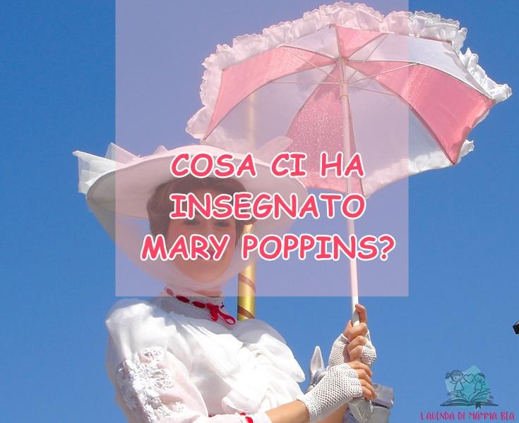 Mary Poppins raccontata da L'Agenda di mamma Bea