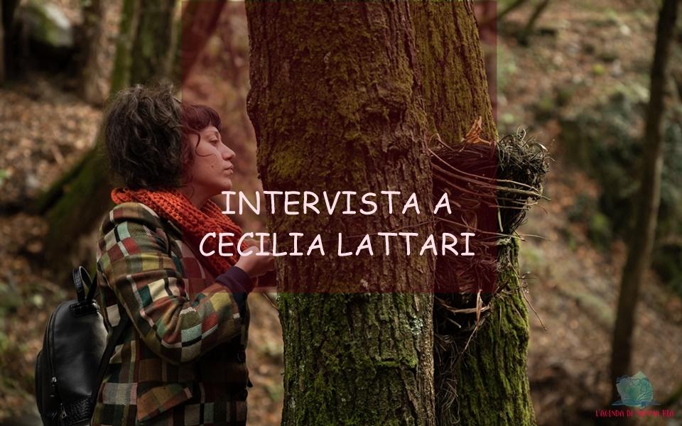 Cecilia Lattari intervistata da L'Agenda di mamma Bea