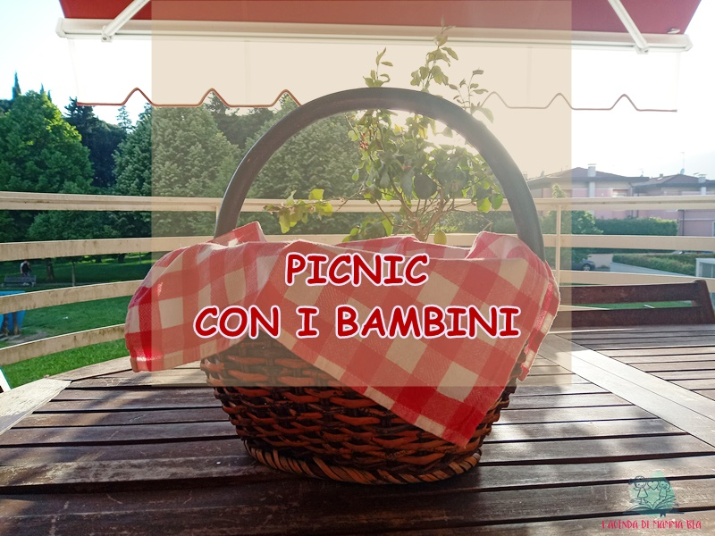picnic con i bambini su L'Agenda di mamma Bea